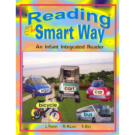 Infant Integrated Workbook Reading the Smart Way