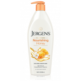 Jergens Oil-Infused Nourishing Hone Moisturizer 496ml 2 Count