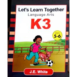 Let's Learn Together Language Arts K3 Ages 5-6