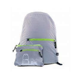 Klip Xtreme KFB-001GR LitePack Nylon Fabric Foldable Backpack