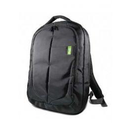 "KlipX BlackStone Notebook Backpack 17.3"" Black"