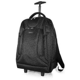 "KlipX Laptop Backpack Trolley KNT-540 up to 16"" Black"