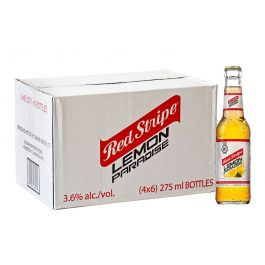 Red Stripe Lemon Beer 275 ml 24 Case