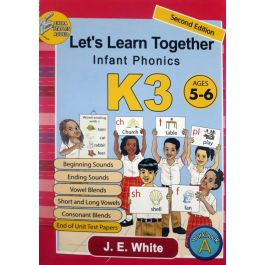 Let's Learn Together - Infant Phonics K3 - Age -5-6 Years Second Edition