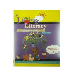 Lifting Literacy Developing Comprehension Skills & Writing Skills Workbook 4 Revised Edition