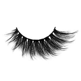3D Mink Eyelashes Fluffy Soft Wispy Handmade False Eyelashes Dramatic Luxurious Soft for Women Bold (M02)