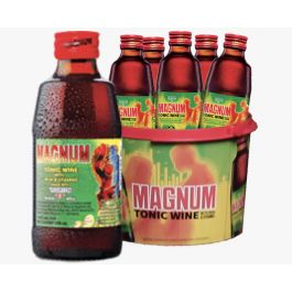 Magnum Tonic Wine 200 ml 6 Pack