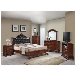 Marco Polo 5 Piece King Size Bedroom Set