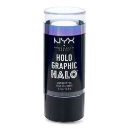 2 Pcs NYX Holographic Halo Shimmer Stick - Artic