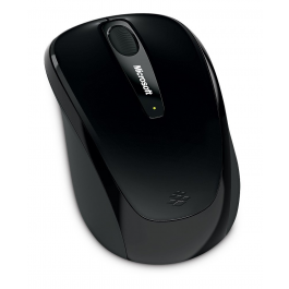 Microsoft Wireless Mobile Mouse 3500 - Mouse - optical