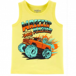 Oshkosh Monster Truck Tank