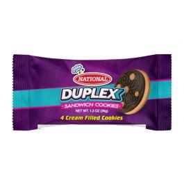 National Duplex Sandwich Cookies 36g