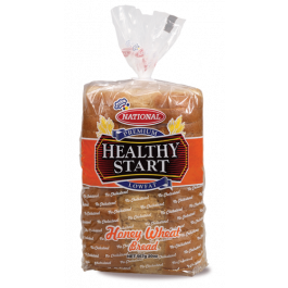 National Healthy Start Honey Bread