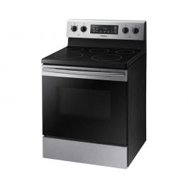 Samsung 5.9 cu. ft. Freestanding Electric Range - Stainless steel
