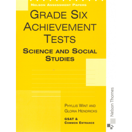 Nelson Assessment Paper Grade Six Achievement Science and SS