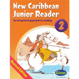 New Caribbean Junior Readers 2 New Edition Pearson Carlong Books
