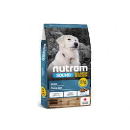 S10 Nutram Sound Balanced Wellness® Senior Dog Food 11.4kg