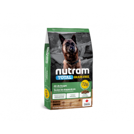 T26 Nutram Total Grain-Free® Lamb and Lentils Recipe Dog Food 11.4kg