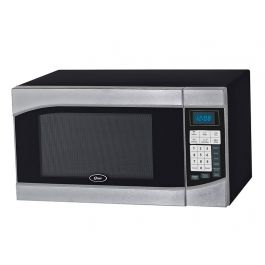 Oster OGH6701 0.7 Cu. Ft. 700 Watt Microwave Oven - Stainless Steel