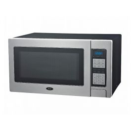 Oster OGZD1102 1.1 Cu. Ft. Stainless Steel Countertop Microwave Oven