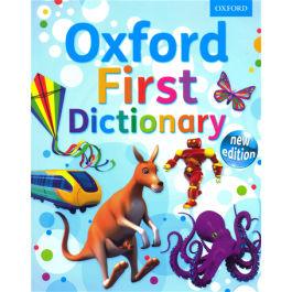 Oxford First Dictionary New Edition