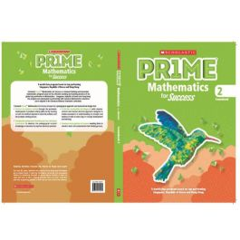 Scholastic Prime Mathematics for Success Coursebook 2