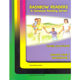 Rainbow Readers – A Jamaican Reading Series Workbook 1