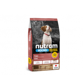 S2 Nutram Sound Balanced Wellness 11.4kg Natural Puppy Food