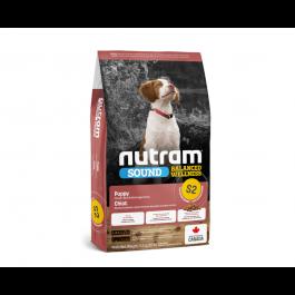 S2 Nutram Sound Balanced Wellness Natural Puppy Food 2kg