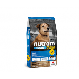 S6 Nutram Sound Balanced Wellness AdultDog Food 11.4kg