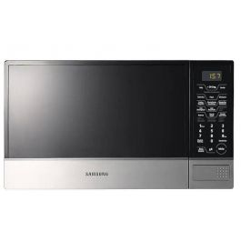 Samsung 1.1 Cu. Ft. Stainless Steel Countertop Microwave