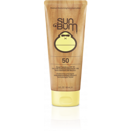 Sun Bum SPF 50 Moisturizing Sunscreen Lotion 3 FL. OZ.