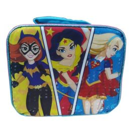 Superhero Girl Basic Lunch Kit