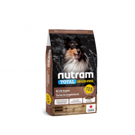 T23 Nutram Total Grain-Free Turkey Chicken and Duck Natural Dog Food 11.4kg
