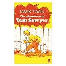 Adventures of Tom Sawyer by Mark Twain