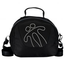 Totto Lunch Bag Jet  Black