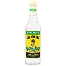 J. Wray & Nephew White Overproof Rum, 750ml