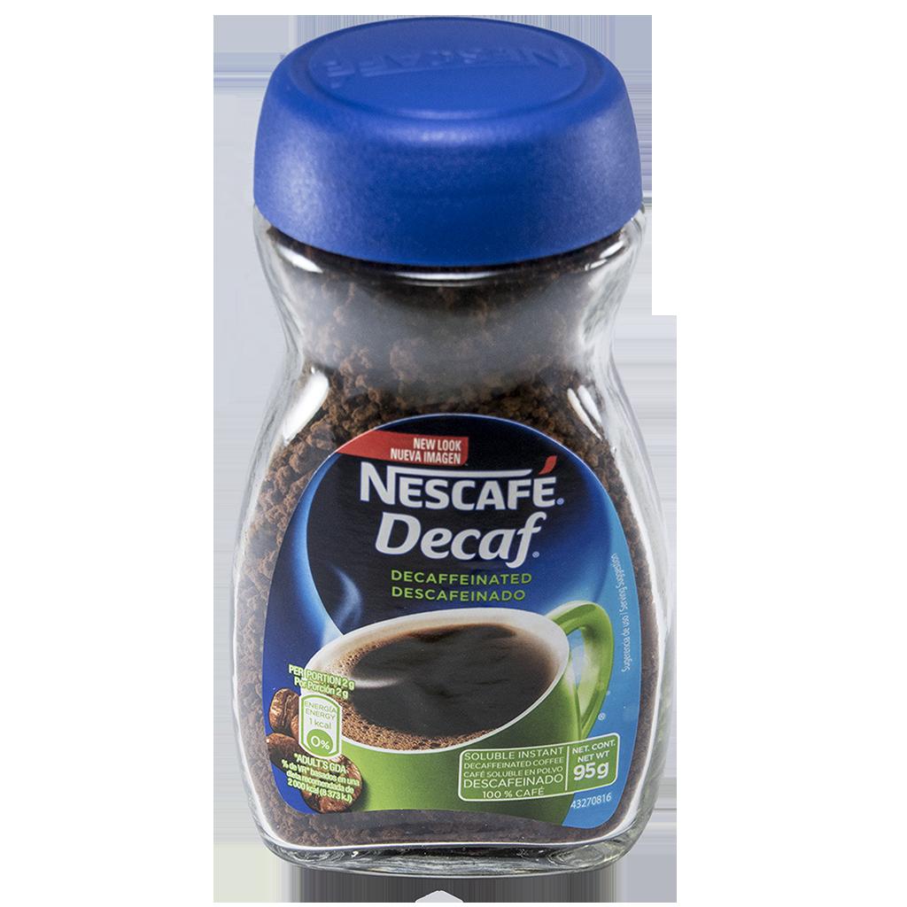 NESCAFÉ Original Decaf Instant Coffee 120g Glass Jar