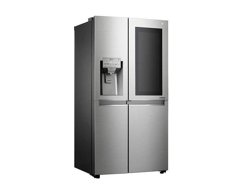 LS65SXN InstaView Door-in-Door® Refrigerator with Linear Compressor Inverter Motor and Total Capacity of 601 Lts (24cu.ft)