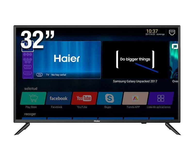 "Haier LE32K6500DA  32"" Smart LED TV"