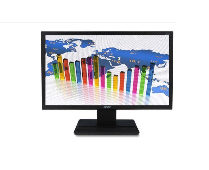 "Acer V206HQL UM.IV6AA.B01 19.5"" LCD Monitor"