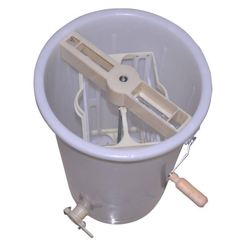 2 Frame Plastic Extractor