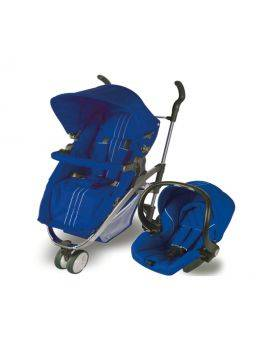 4 'n' 1 3 Wheel Stroller (Boy)