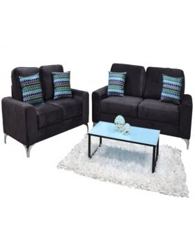 The Paris 2 Piece Sofa Set