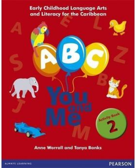 ABC You and Me Activity Book 2