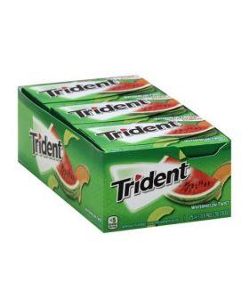 Trident Watermelon Twist 14 Sticks 15 Count