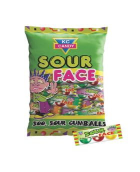 KC Candy Sour Screamers 200 Count 1350g