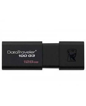 Kingston DataTraveler 100 G3 USB Flash Drive with Sliding Cap