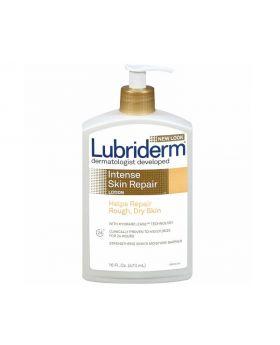 Lubriderm Intense Skin Repair & Daily Moisture Lotion 473 ml 2 Pack