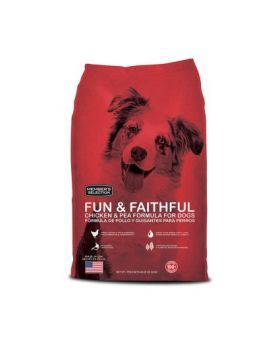 Member's Selection Fun & Faithful Chicken & Pea Formula Adult Dog Food